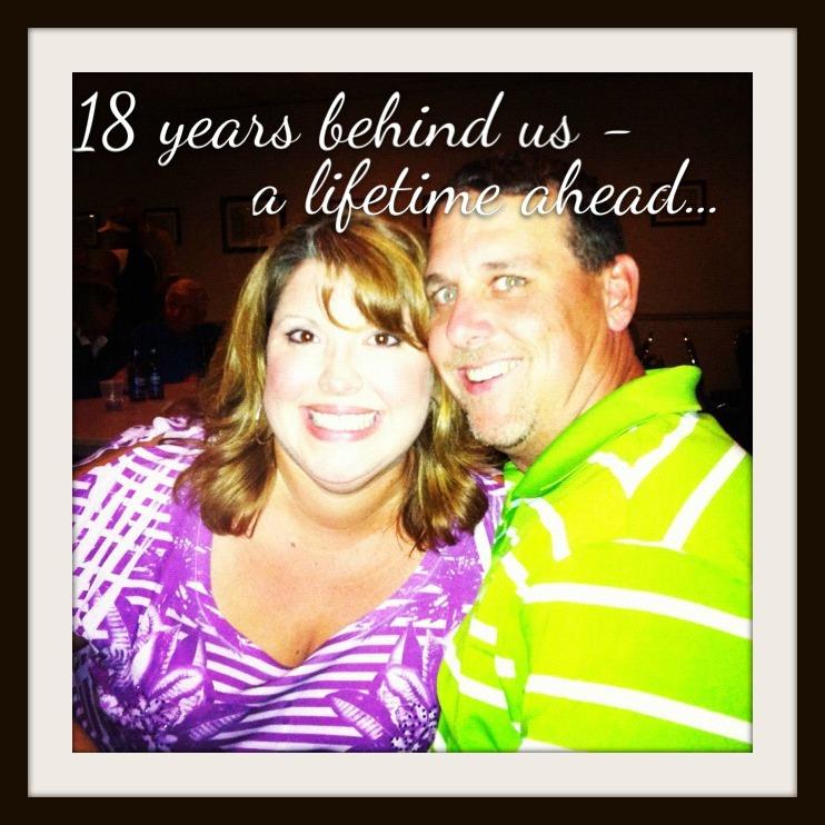 Celebrating 18 years