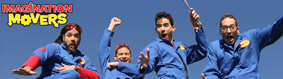 The Movers - Imagination Movers