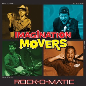 Imagination Movers CD/DVD
