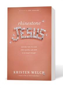 rhinestone Jesus, Saying YES to God