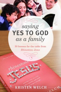 Saying Yes as a Family