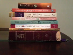 books on faith